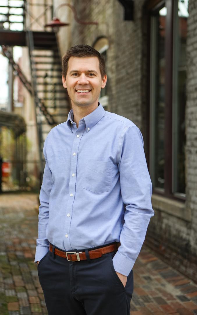 Meet Dentist Dr. Jimmy Lutz